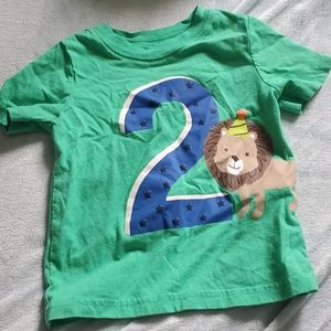 Just for you 2 year old tee